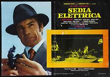 CINEMA-fotobusta SEDIA ELETTRICA stratford, ricci, colt, MILES DEEM