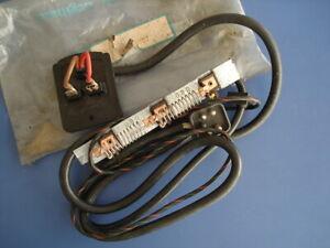 Mercedes W123 heater resistor resistance 200 220D 230 240D 250 280 300 300D OEM
