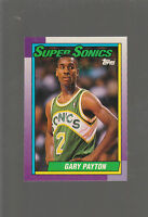 GARY PAYTON Topps First ROOKIE card! SEATTLE SUPER SONICS NBA Rc MINT