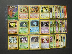 Pokemon COMPLETE GYM CHALLENGE 132/132 - HOLOS - CHARIZARD - (NM+)