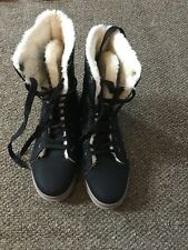 ladies winter boots size 5