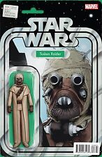 Star Wars # 8 Action Figure Variant Cover NM Marvel