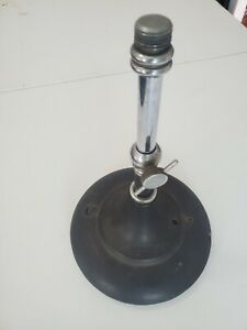Vintage RCA microphone stand 77DX 44BX