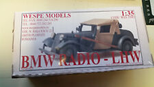 Bmw Radio Lhw Wespe Resin Models 1:35 Wes 35083