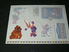 ORIGINAL Advance Window Cling Video Release OLIVER & COMPANY MAKE OFFER!!!
