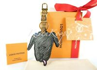 AUTHENTIC LOUIS VUITTON EPI GRACE CODDINGTON CATOGRAM DOG BAG CHARM KEY HOLDER