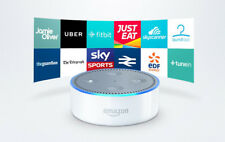 BRAND NEW Amazon Echo Dot 2nd Generation Wireless Smart Speaker with Alexa White