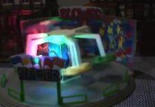 10 LEDs 3mm schneller Lichtwechsel | Regenbogen | Kirmes | Rummel H0