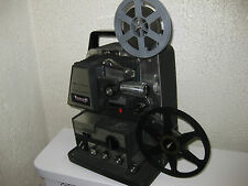 Bell & Howell Telecine Projector for REG 8mm film transfer and screening .