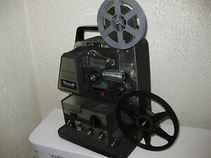 """Bell & Howell  """"THE ULTIMATE"""" Telecine Projector for REG/STD 8mm film transfer"""