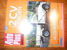 Auto Plus collection 2CV Citroen n°4 à Benne / 1949 ...
