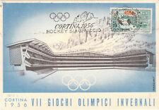 * SPORT INVERNALI - Cortina '56, VII Giochi Olimpici -3
