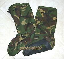 BRITISH ARMY SURPLUS HD GORETEX DPM YETI GAITORS MVP TRASPIRANTE- SAS/PARA/PLCE