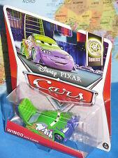 DISNEY PIXAR CARS WINGO With FLAMES #4/10 TUNERS ***BRAND NEW & RARE***