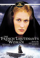 The French Lieutenants Woman (DVD, 2008, Canadian)