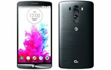 USED LG G3 D850 Black GSM Unlocked Android 4G LTE 32GB 13MP