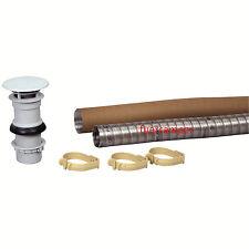 Truma Heizung Dachkamin - Set für S 3002  Abgasrohr 55 mm Länge 2,5 Meter