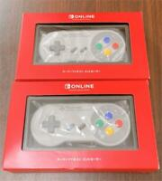 Nintendo Switch Controller Online Super Famicom Controller Limited Edition ×2 FS