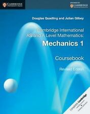 Cambridge International AS and a Level Mathematics: Mechanics 1 Coursebook by...