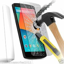 Genuine Premium Tempered Glass LCD Screen Protector for LG Nexus 5