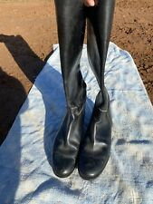 Ladies Tall Riding Boots
