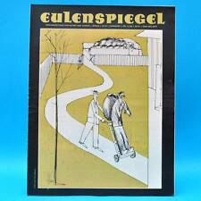Eulenspiegel 21/1986 | DDR-Wochenzeitung für Satire und Humor | Geburtstag B