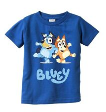 Bluey t-shirt. Different colors