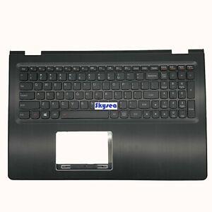 New For Lenovo Flex3 15 1570 1580 Yoga 500-15 Palmrest Upper Case Cover Keyboard