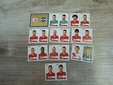 LOTTO 10 FIGURINE CALCIATORI PANINI 2015-16 BARI - NEW