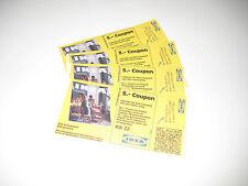4 x 5 € = 20 € IKEA Gutschein Rabatt Coupon für IKEA Düsseldorf + Kaarst