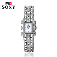 Luxury Fashion Ladies Watch Women Watches Bracelet Quartz Watch Wristwatches