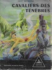 SIGNE DE PISTE N° 122 / CAVALIERS DES TENEBRES - ILL. P. JOUBERT -1959-