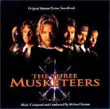 Three Musketeers (1993) Bryan Adams, Rod Stewart, Sting.. [CD]