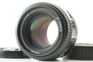 [Mint] Nikon AF Nikkor 50mm f/1.4 Standard AF Lens From Japan #212