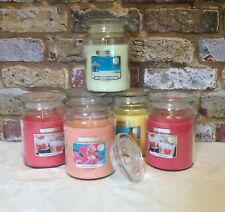 Wickford & Co Large Scented Jar Candles 18oz/510g. Spring Summer Scents Gift