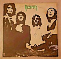 Nazareth - Self-Titled - Vinyl LP Record 1972 1st Press BS 2615 Green Label