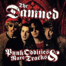 "The Damned 'Punk Oddities & Rare Tracks' 2x12"" Splatter Vinyl - NEW"