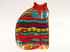 New ListingRoyal Doulton 1995 Laurel Burch For The Love of Cats Bone China Cat Plate C295