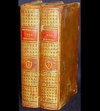 Dictionnaire Universel des Synonymes de la Langue Française, 1816, 2 vols VG
