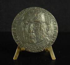 Médaille Le conseil de Paris Maurice Berlemont Liberté fc Salmon 63mm 147g Medal