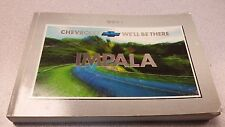 OWNERS MANUAL 2001 01 CHEVY CHEVROLET IMPALA FACTORY OEM USED