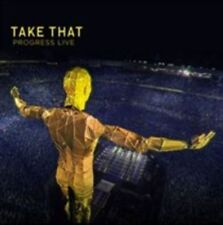 Pop Live Musik-CD mit Take That's