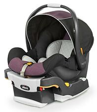 Chicco Keyfit 30 Infant Child Safety Car Seat & Base Juneberry 4 - 30 lbs New