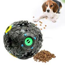 Dog Cat Pet Puzzle Toys Tough-Treat Ball Mental Food Dispenser Interactive Play