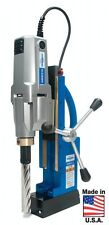 """Hougen HMD918 Two Speed Magnetic Drill 6"""" Depth"""