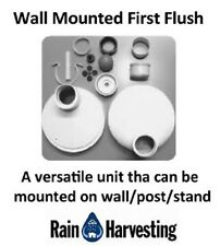 Post/Wall/Stand Mounted 300mm First Flush Water Diverter- Free Delivery