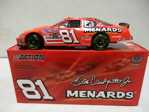 2005 Action Dale Earnhardt Jr Menards 1/24 10/16