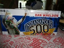 1/18 GREENLIGHT INDY 500 WINNER 2011 DAN WHELDON