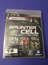 Tom Clancy's Splinter Cell *Trilogy in HD* (PS3) NEW