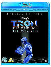 Tron Blu-Ray Bluray Special Edition